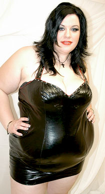 bbw leather porn